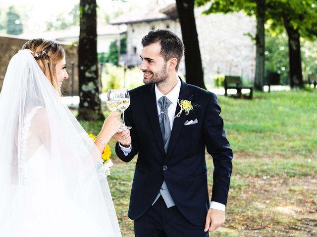 Il matrimonio di Daniel e Marianna a Buja, Udine 343