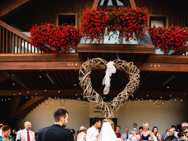 Il matrimonio di Daniel e Marianna a Buja, Udine 349
