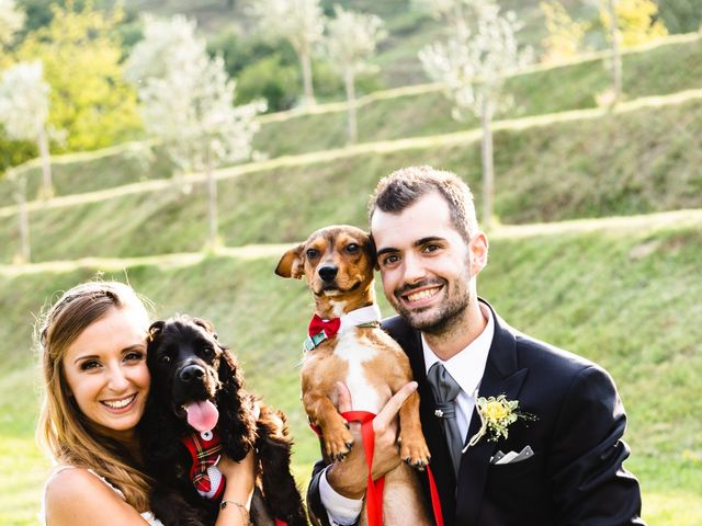 Il matrimonio di Daniel e Marianna a Buja, Udine 358