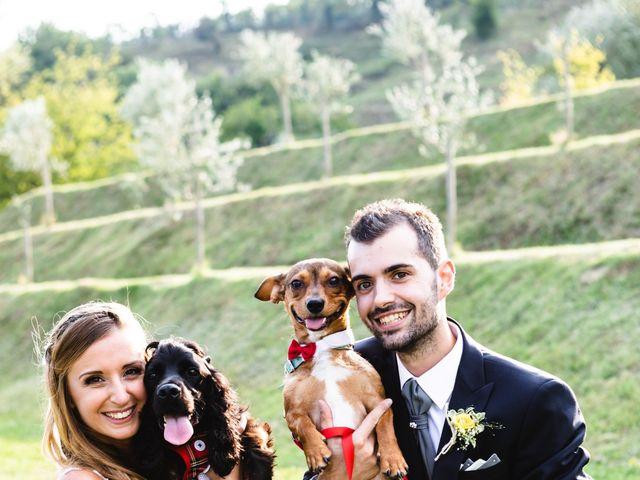 Il matrimonio di Daniel e Marianna a Buja, Udine 360