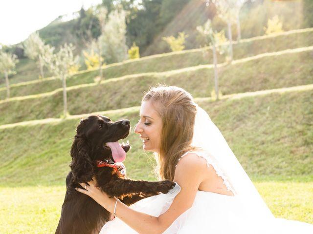 Il matrimonio di Daniel e Marianna a Buja, Udine 369