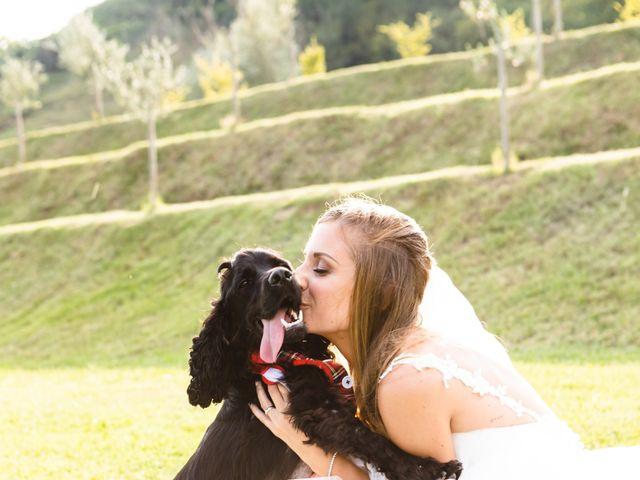 Il matrimonio di Daniel e Marianna a Buja, Udine 371