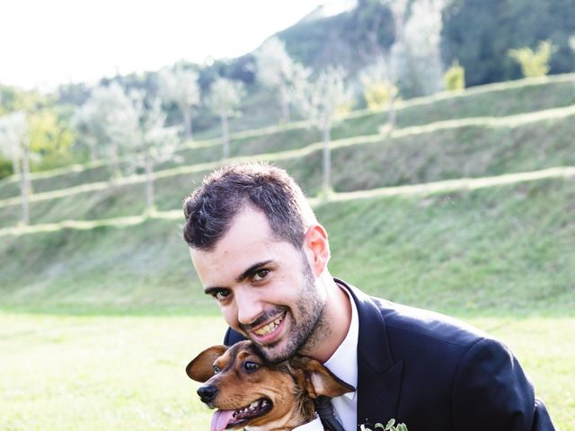 Il matrimonio di Daniel e Marianna a Buja, Udine 385