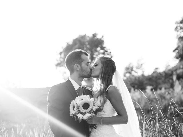 Il matrimonio di Daniel e Marianna a Buja, Udine 415