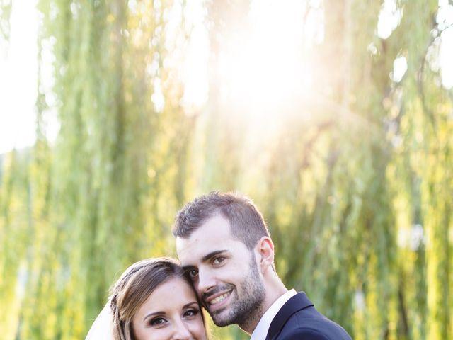 Il matrimonio di Daniel e Marianna a Buja, Udine 432