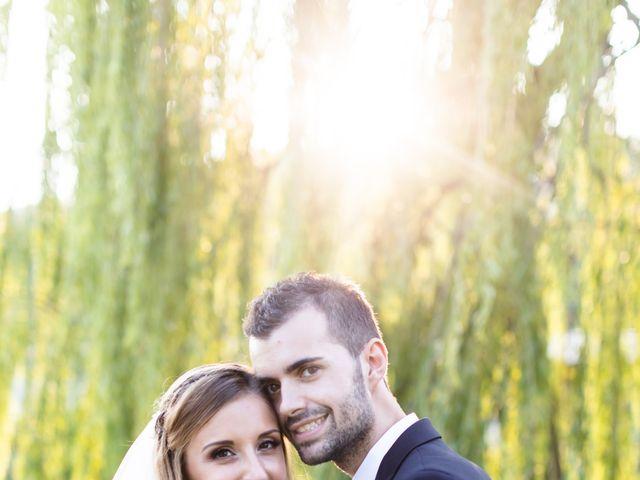 Il matrimonio di Daniel e Marianna a Buja, Udine 434