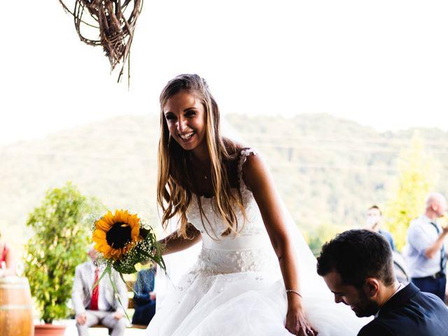 Il matrimonio di Daniel e Marianna a Buja, Udine 440