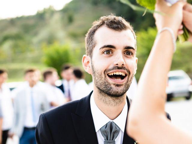 Il matrimonio di Daniel e Marianna a Buja, Udine 448