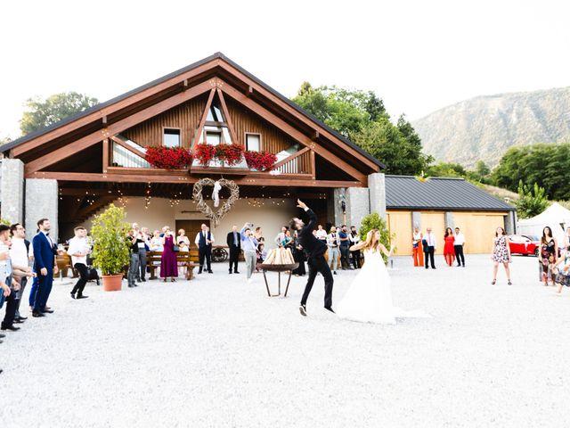 Il matrimonio di Daniel e Marianna a Buja, Udine 453