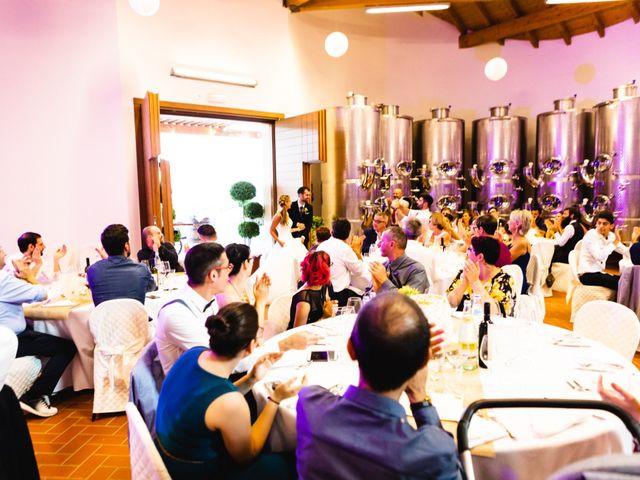 Il matrimonio di Daniel e Marianna a Buja, Udine 456