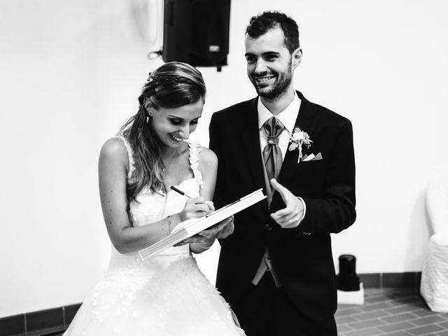 Il matrimonio di Daniel e Marianna a Buja, Udine 468