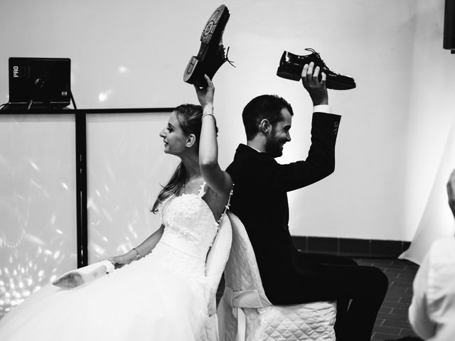 Il matrimonio di Daniel e Marianna a Buja, Udine 479