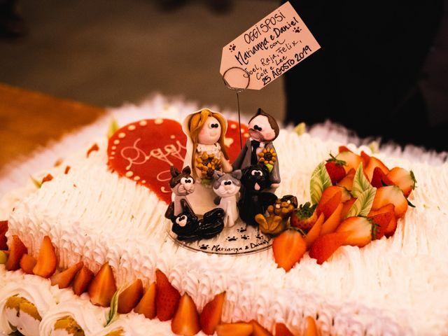 Il matrimonio di Daniel e Marianna a Buja, Udine 485