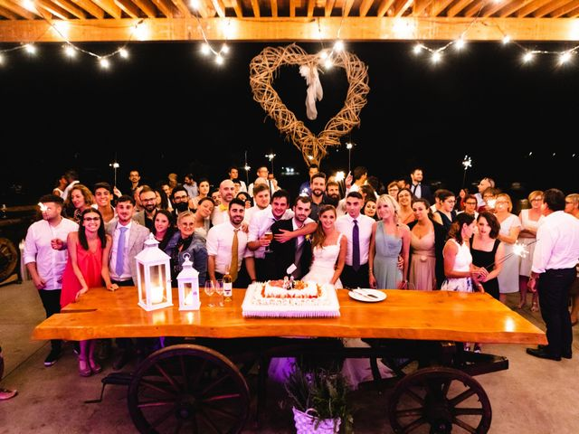 Il matrimonio di Daniel e Marianna a Buja, Udine 496