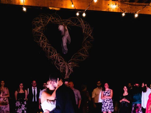 Il matrimonio di Daniel e Marianna a Buja, Udine 510