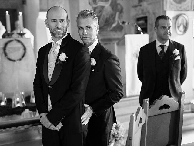 Il matrimonio di Giuseppe e Marina a Cassacco, Udine 20