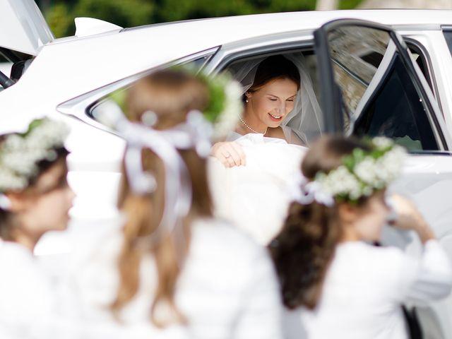 Il matrimonio di Giuseppe e Marina a Cassacco, Udine 21