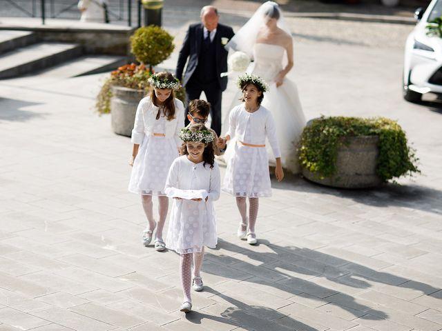 Il matrimonio di Giuseppe e Marina a Cassacco, Udine 22