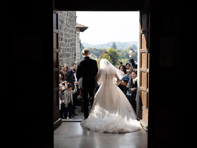 Il matrimonio di Giuseppe e Marina a Cassacco, Udine 31