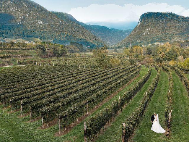 Il matrimonio di Giuseppe e Marina a Cassacco, Udine 36