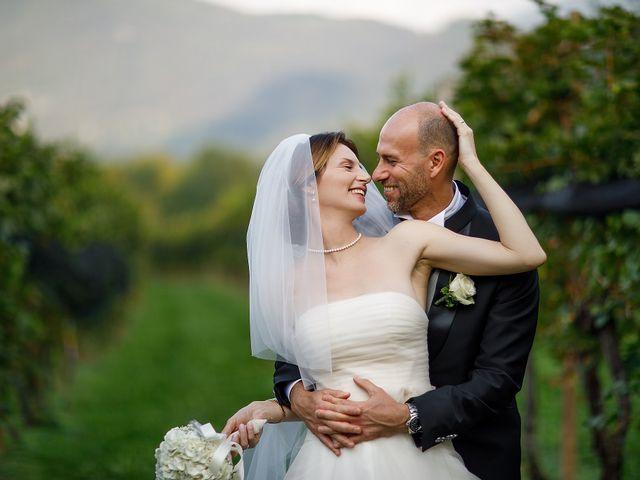 Il matrimonio di Giuseppe e Marina a Cassacco, Udine 38