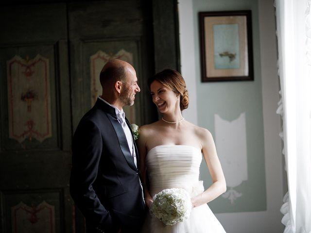 Il matrimonio di Giuseppe e Marina a Cassacco, Udine 1