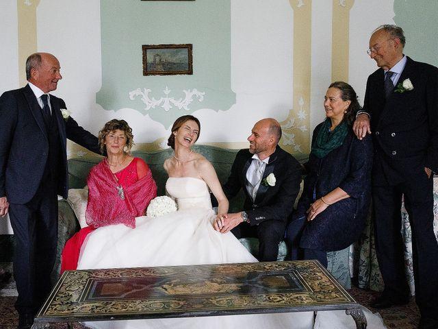 Il matrimonio di Giuseppe e Marina a Cassacco, Udine 44