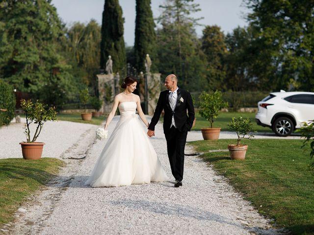 Il matrimonio di Giuseppe e Marina a Cassacco, Udine 45