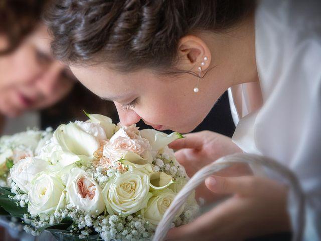 Il matrimonio di Marco e Francesca a Gallarate, Varese 2