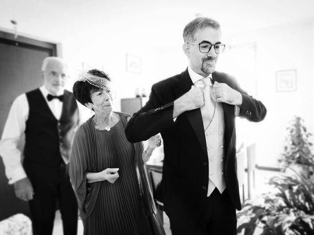 Il matrimonio di Marco e Francesca a Gallarate, Varese 10