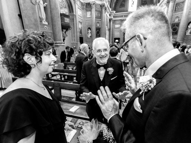 Il matrimonio di Marco e Francesca a Gallarate, Varese 11
