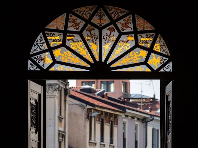 Il matrimonio di Marco e Francesca a Gallarate, Varese 14