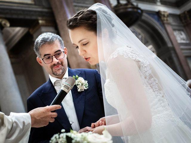 Il matrimonio di Marco e Francesca a Gallarate, Varese 16