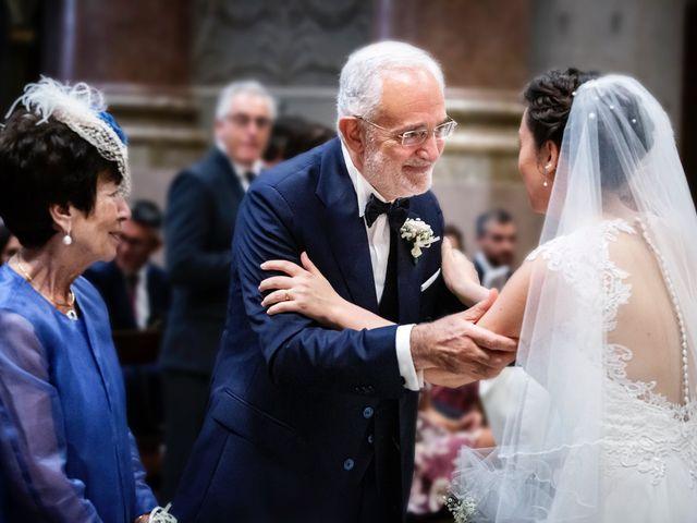 Il matrimonio di Marco e Francesca a Gallarate, Varese 17