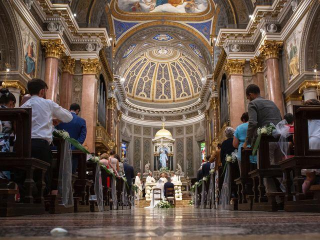 Il matrimonio di Marco e Francesca a Gallarate, Varese 18
