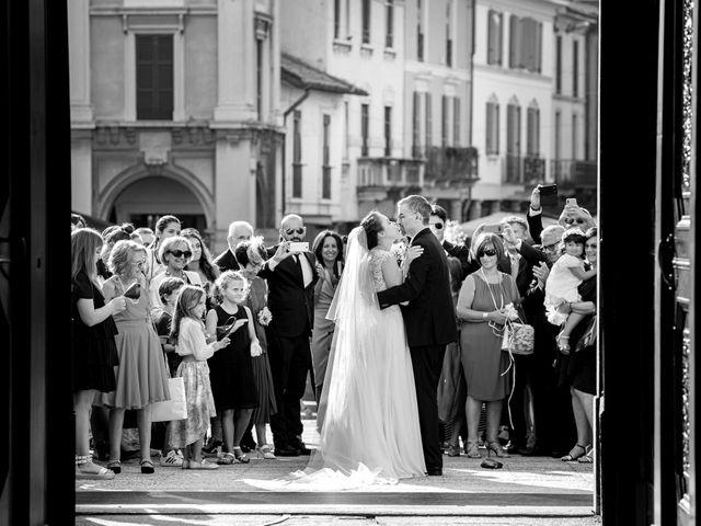 Il matrimonio di Marco e Francesca a Gallarate, Varese 23