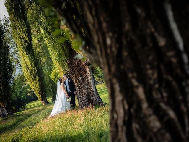 Il matrimonio di Marco e Francesca a Gallarate, Varese 28