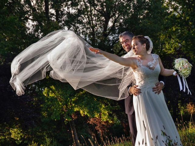 Il matrimonio di Marco e Francesca a Gallarate, Varese 29