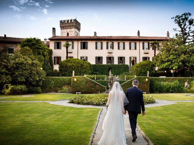 Il matrimonio di Marco e Francesca a Gallarate, Varese 33