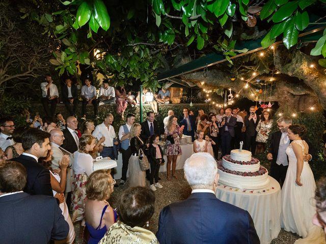 Il matrimonio di Marco e Francesca a Gallarate, Varese 39