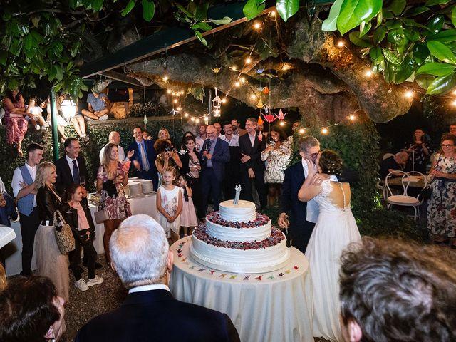 Il matrimonio di Marco e Francesca a Gallarate, Varese 40