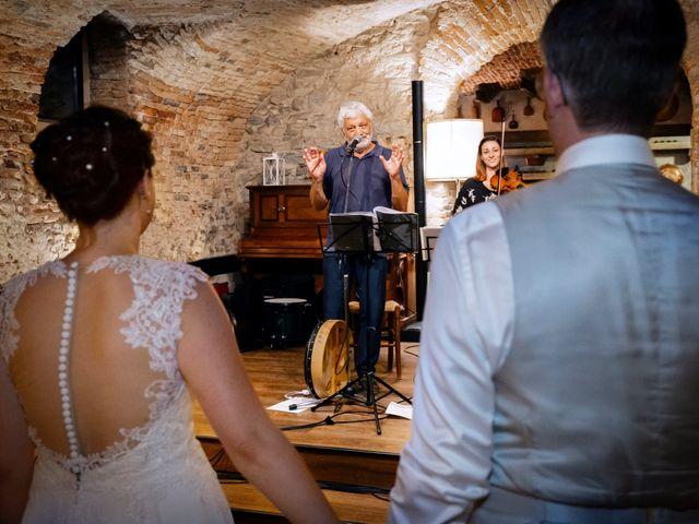 Il matrimonio di Marco e Francesca a Gallarate, Varese 43