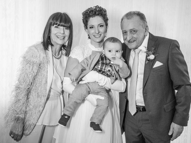 Il matrimonio di Michele e Alessandra a Pian Camuno, Brescia 15