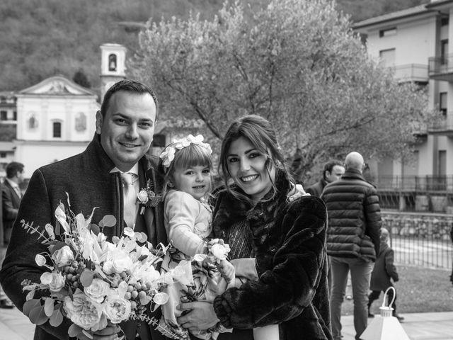 Il matrimonio di Michele e Alessandra a Pian Camuno, Brescia 23