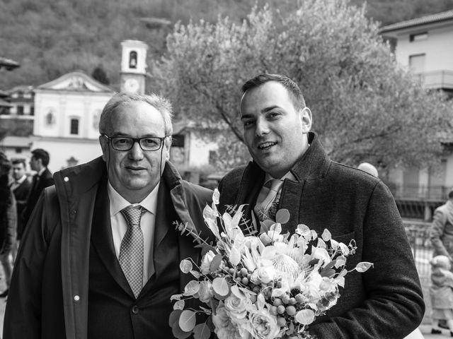 Il matrimonio di Michele e Alessandra a Pian Camuno, Brescia 26