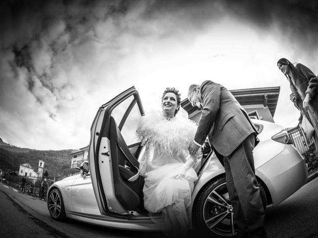 Il matrimonio di Michele e Alessandra a Pian Camuno, Brescia 29