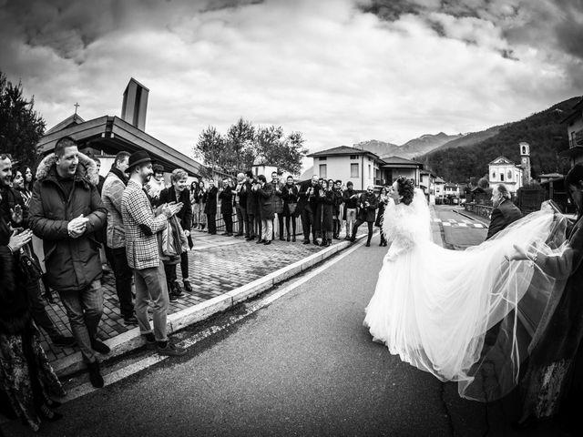 Il matrimonio di Michele e Alessandra a Pian Camuno, Brescia 30
