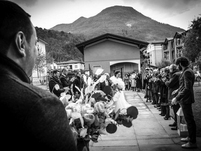 Il matrimonio di Michele e Alessandra a Pian Camuno, Brescia 31