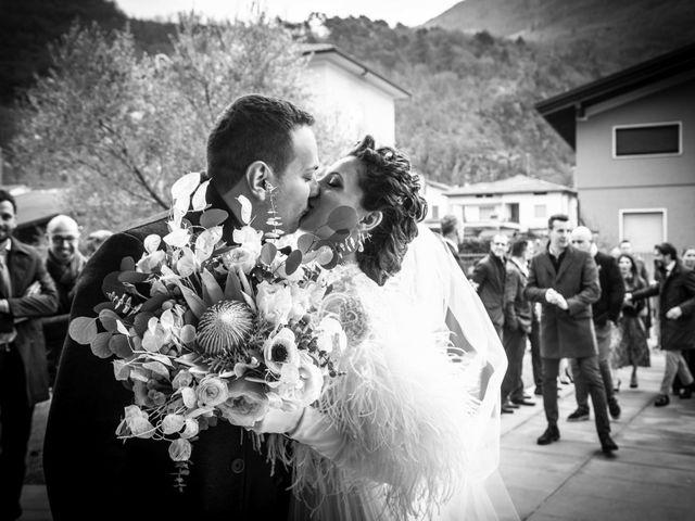 Il matrimonio di Michele e Alessandra a Pian Camuno, Brescia 32