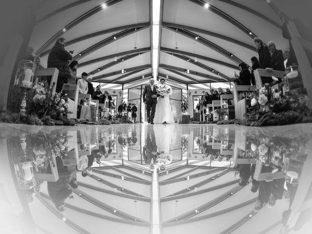 Il matrimonio di Michele e Alessandra a Pian Camuno, Brescia 33